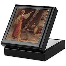 Warwick Goble's Parsley Keepsake Box