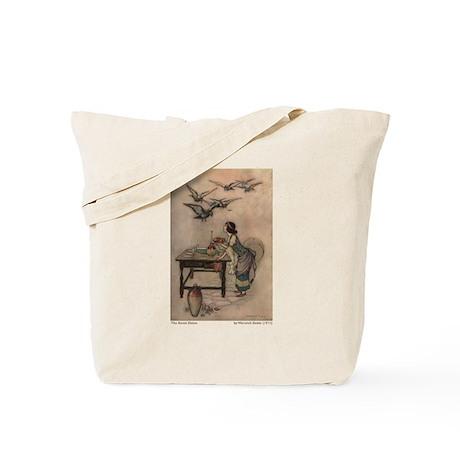 Warwick Goble's The Seven Doves Tote Bag
