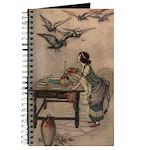 Warwick Goble's The Seven Doves Journal
