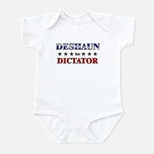 DESHAUN for dictator Infant Bodysuit
