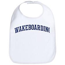 Wakeboarding (blue curve) Bib