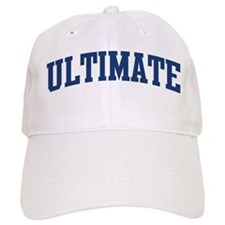 Ultimate (blue curve) Baseball Cap