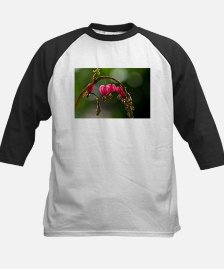 Natures Floral Pearls Baseball Jersey