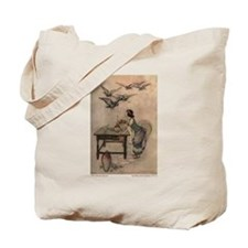 Warwick Goble's The Seven Doves Tote Bag