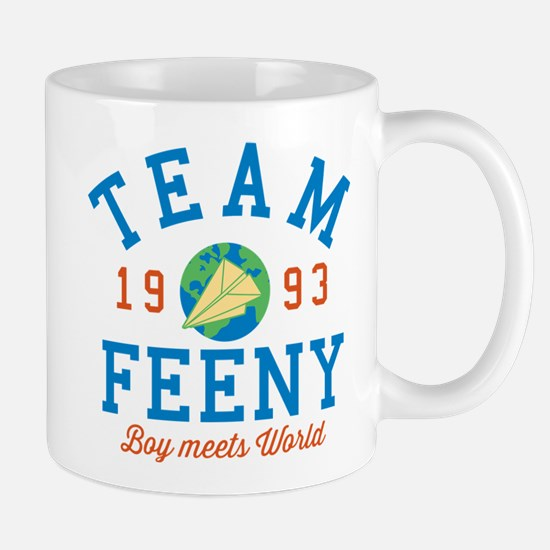 Team Feeny Boy Meets World Mugs