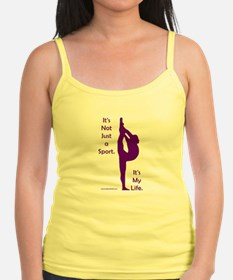 Gymnastics Tank Top (Jr) - Life