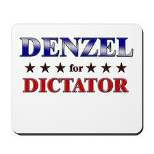 DENZEL for dictator Mousepad