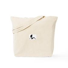 Trucker Girl VI Tote Bag