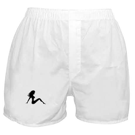 Trucker Girl VI Boxer Shorts