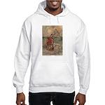 Goble's Three Enchanted Princes Hooded Sweatshirt
