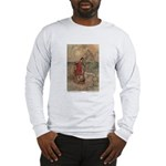 Goble's Three Enchanted Princes Long Sleeve T-Shir