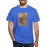 Goble's Three Enchanted Princes Dark T-Shirt