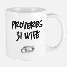 Proverbs 31 Wife (white/color Changing) Mugs