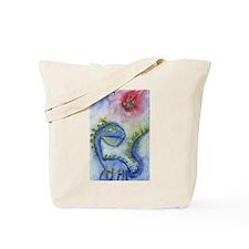 Watercolor Doomsday Tote Bag