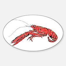 Louisian Crawfish Mudbug Crayfish Decal