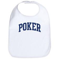 Poker (blue curve) Bib