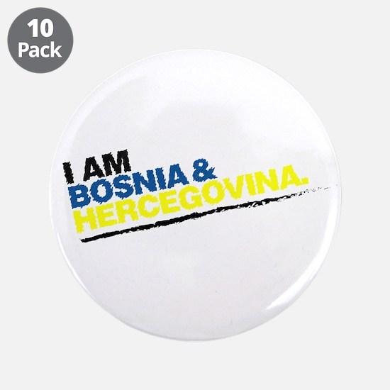 """i am Bih 3.5"""" Button (10 pack)"""