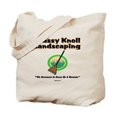 Grassy Knoll Landscaping Tote Bag