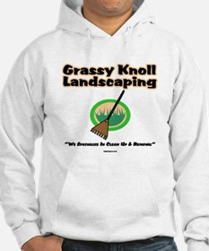 Grassy Knoll Landscaping Hoodie