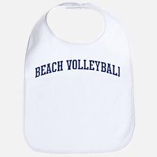 Beach Volleyball (blue curve) Bib