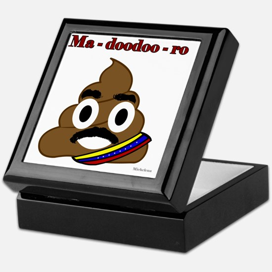 Unique Criollo Keepsake Box