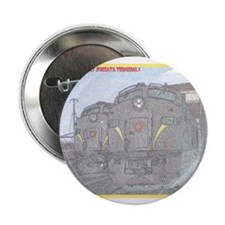 """The Pennsy Lives On ! 2.25"""" Button (10 pack)"""