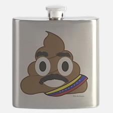 Funny Venezuelan Flask