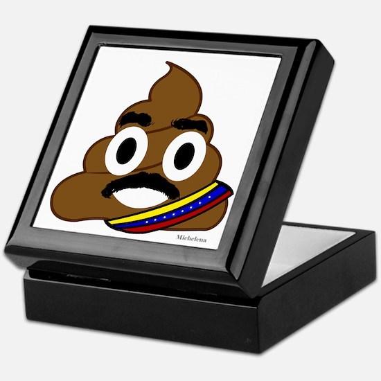 Cute Criollo Keepsake Box