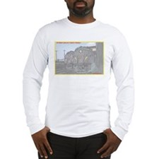 The Pennsy Lives On ! Long Sleeve T-Shirt