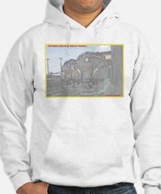 The Pennsy Lives On ! Hoodie