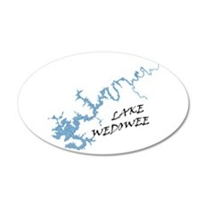 Lake Wedowee Alabama Wall Decal