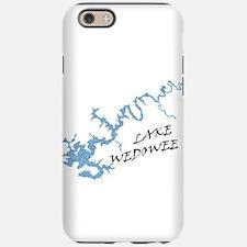 Lake Wedowee Alabama iPhone 6/6s Tough Case