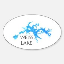 Weiss Lake Decal