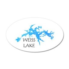 Weiss Lake Wall Decal