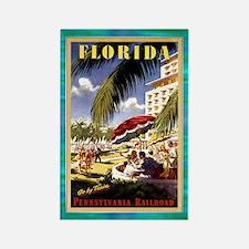 Florida Vintage Magnet