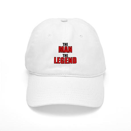 The Man, The Legend Cap