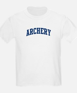Archery (blue curve) T-Shirt