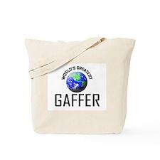World's Greatest GAFFER Tote Bag