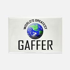 World's Greatest GAFFER Rectangle Magnet