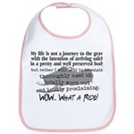 Journey to the Grave Bib