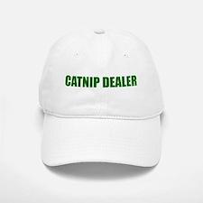 CATNIP DEALER Baseball Baseball Cap