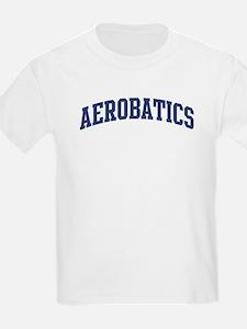Aerobatics (blue curve) T-Shirt