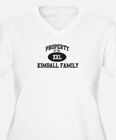 Property of Kimball Family T-Shirt