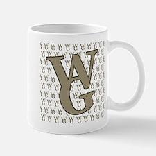 WG Monogram Mug
