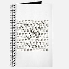 WG Monogram Journal
