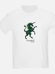 Unicorn-Campbell of Argyll T-Shirt
