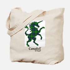 Unicorn-Campbell of Argyll Tote Bag