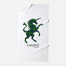 Unicorn-Campbell of Argyll Beach Towel