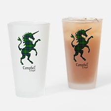 Unicorn-Campbell of Argyll Drinking Glass