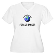 World's Greatest FOREST RANGER T-Shirt